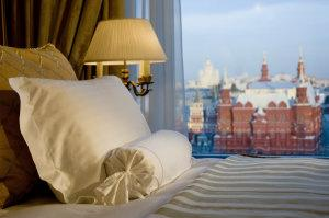 دی ریتز-کارلتن مساو (The Ritz-Carlton Moscow)